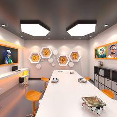 创客教室、荣誉展厅参考